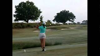 A-sun Women's Golf Championship Swings