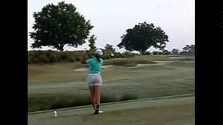 A-sun Women's Golf Championship Swings