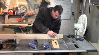 "King Size Platform Bed ""the Headboard"" Part 2"