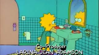 The Simpsons - Lisa is sad for some reason