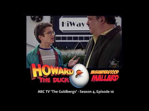 Howard The Duck - The Goldbergs