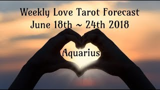 Aquarius Love ~ Hot & Wow!