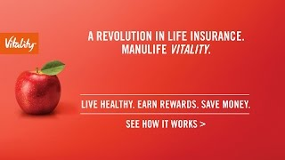 Introducing Manulife Vitality