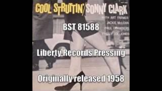 BST 81588 Sonny Clark plays Cool Struttin
