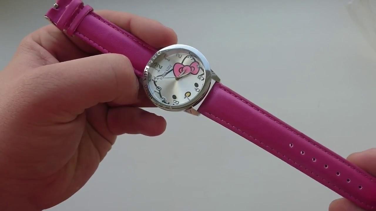 Купить детские наручные часы недорого