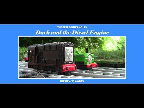The ERTL Series - Duck & the Diesel Engine