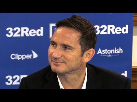 Leeds 2-4 Derby (Agg 3-4) - Frank Lampard Post Match Presser - Championship Play-Off Semi-Final