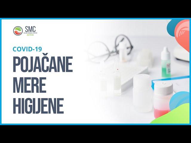 Mere higijene koje moramo preduzeti - COVID-19