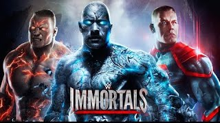 Mod ( Hack ) For WWE Immortals...✌