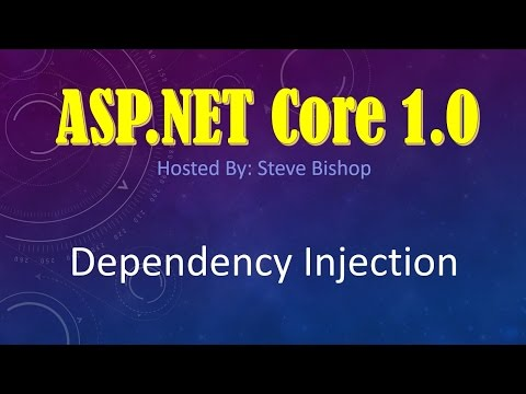 45. (ASP.NET Core 1.0 & MVC) Introduction To Dependency Injection