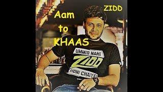 UMMID NAHI ZIDD HONI CHAIYE ! || #UIC Vlogs (UrIndianConsumer) || #ZIDD || Motivational Video