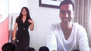 Akshay Kumar's LIVE Celebration From London For Toilet Ek Prem Katha Declared Super HIT