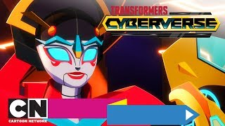Transformers: Cyberverse | MacCadam's | Cartoon Network