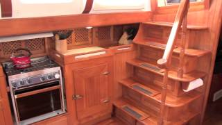 1982 Formosa 51 Pilothouse Motorsailer by NW Yachtnet