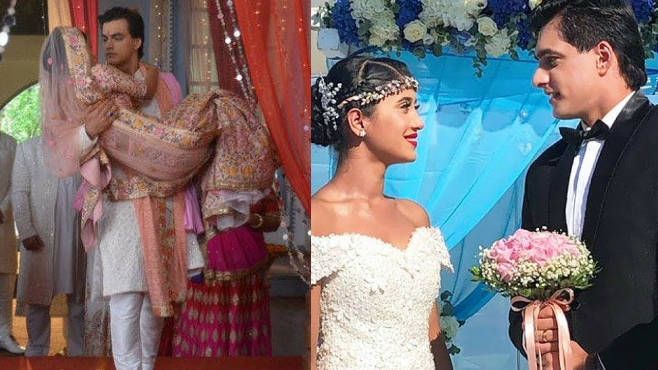 4 Times Shivangi Joshi And Mohsin Khan Tied The Knot In Yeh Rishta Kya Kehlata Hai Youtube Secondly, minal khan or ahsan mohsin ikram haven't made anything official about them being a couple until the date. 4 times shivangi joshi and mohsin khan tied the knot in yeh rishta kya kehlata hai