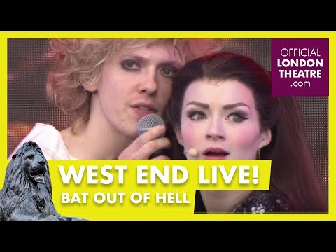 West End LIVE 2018: Bat Out Of Hell - The Musical
