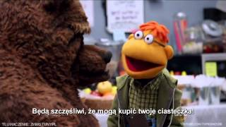 The Muppets - 1x02 (Hostile Makeover) - Zwiastun [Napisy PL]