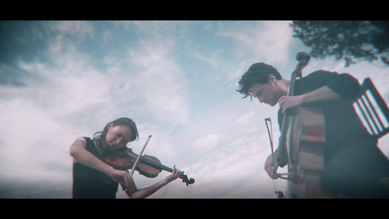 Hellen Weiss and Gabriel Schwabe present Kodaly's Duo for Violin and Cello