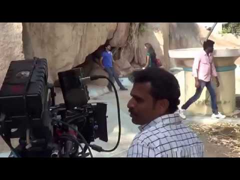 Telugu Cinema Shooting in Ramanaidu Studios