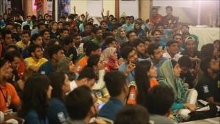 Jibran Nasir at Young Leaders Conference [Part 1]