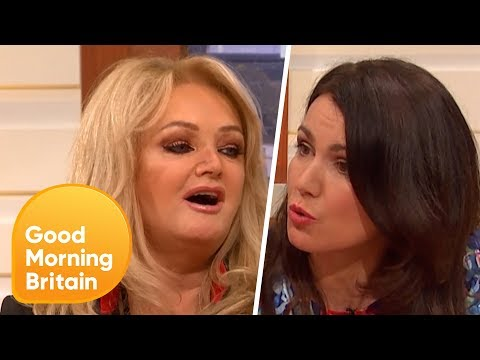 Bonnie Tyler Sings 'Total Eclipse of the Heart' With Susanna and Kate! | Good Morning Britain