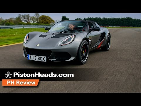 Lotus Elise Sprint | PH Review | PistonHeads