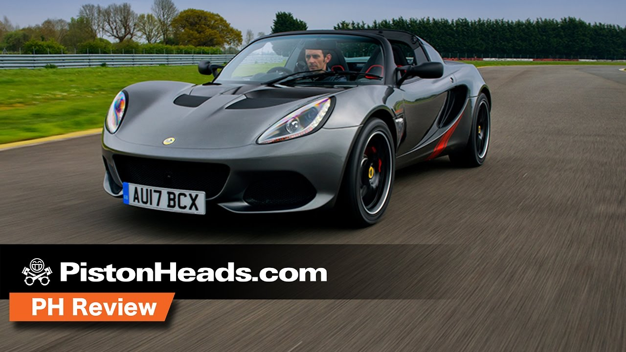 Lotus elise sprint ph review pistonheads youtube lotus elise sprint ph review pistonheads vanachro Images