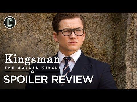 Kingsman 2 Movie Review (Spoilers)