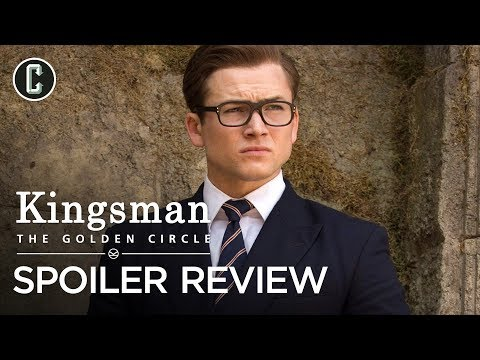 Kingsman 2 Movie Review (Spoilers)