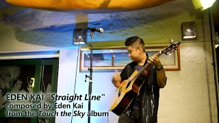 "EDEN KAI ""Straight Line"" (Original) Solo Acoustic Guitar Instrumental Live TV Performance World Best"