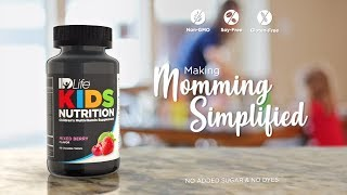 Kids Nutrition & IDLife