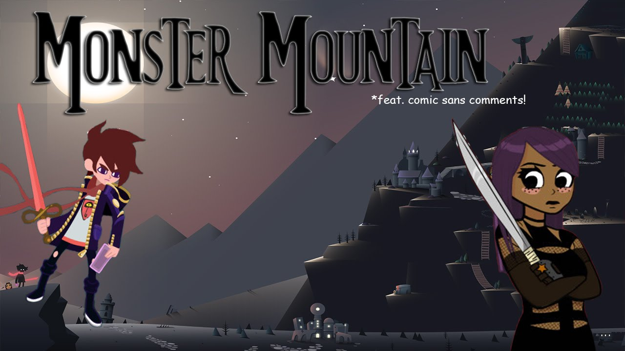 Monster Mountain Lets Play Walkthrough 1 The Old Tower Ghastlands 1