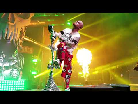 Five Finger Death Punch - Jekyl and Hyde; DTE Energy Music Theater; Clarkston, MI; 9-1-2018
