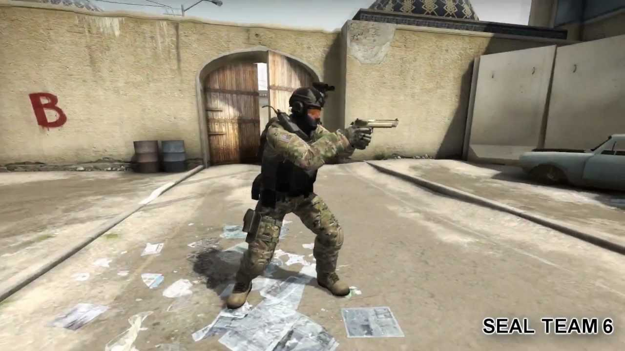 Character Counter Strike Go – HD Wallpapers