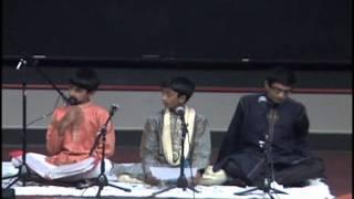 Austin College of Indian Music Recital