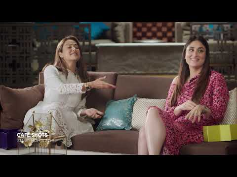 Café Shots | The Double Trouble with Kareena Kapoor Khan | Starry Nights 2.OH!