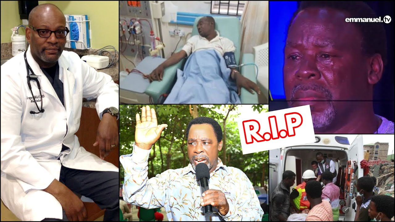 Download T.B Joshua Cause of Dεath Revealed + Doctors Rep0rt On...