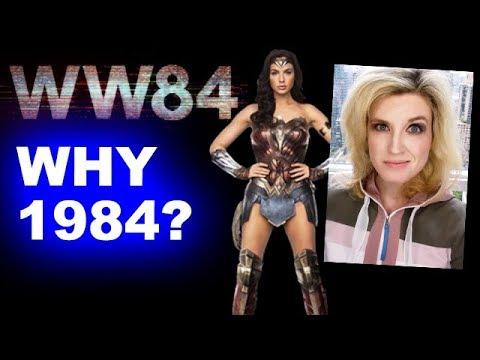 Wonder Woman 2 - WW84 1984 BREAKDOWN