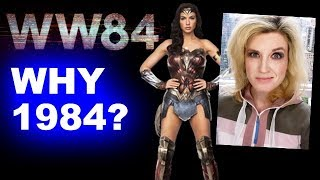 Wonder Woman 2 - WW84 1984 BREAKDOWN