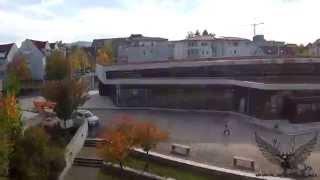 Fischsaurier Stadthalle in Eislingen/Fils bei Göppingen Region Stuttgart