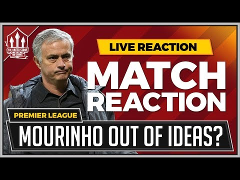 Manchester United vs West Brom 0-1 | MOURINHO HANDS CITY THE TITLE