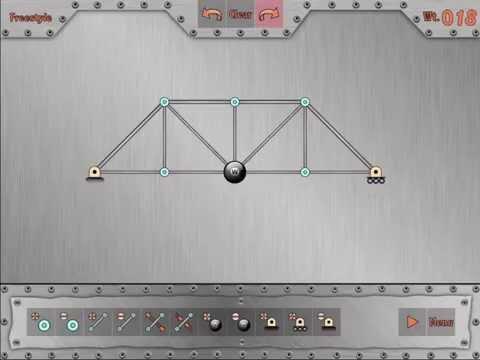 Bridge Design Tutorial - Pratt vs Howe Truss