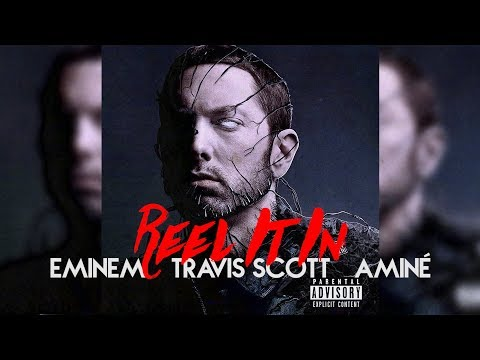 Reel It In Remix – Eminem, Travis Scott, Aminé [Nitin Randhawa Remix]