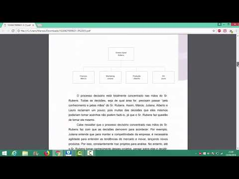 Видео Produção Textual Interdisciplinar Individual gestão e aspectos sociais