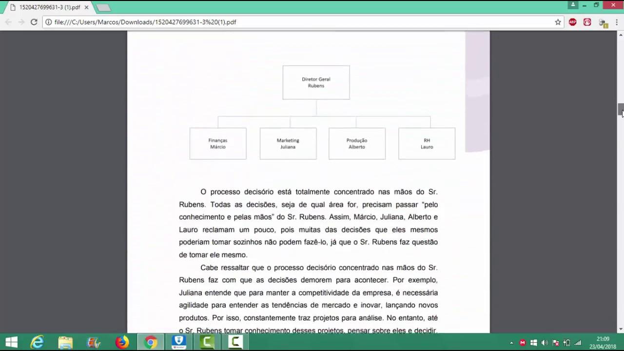 PRODUÇÃO TEXTUAL INTERDISCIPLINAR (PORTFOLIO) - MARKETING DIGITAL UNOPAR-  Gestão e Aspectos Sociais