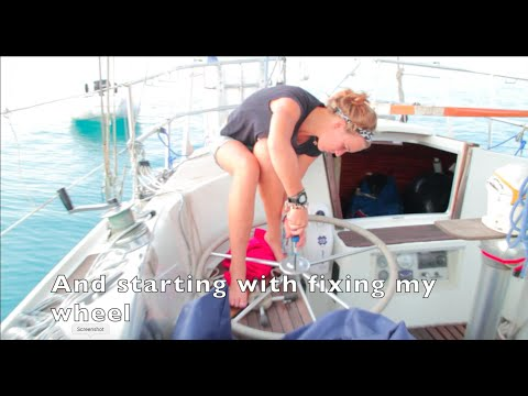 Part 5/8: Vanuatu - Darwin, Laura Dekker, youngest to circumnavigate the world singlehandedly