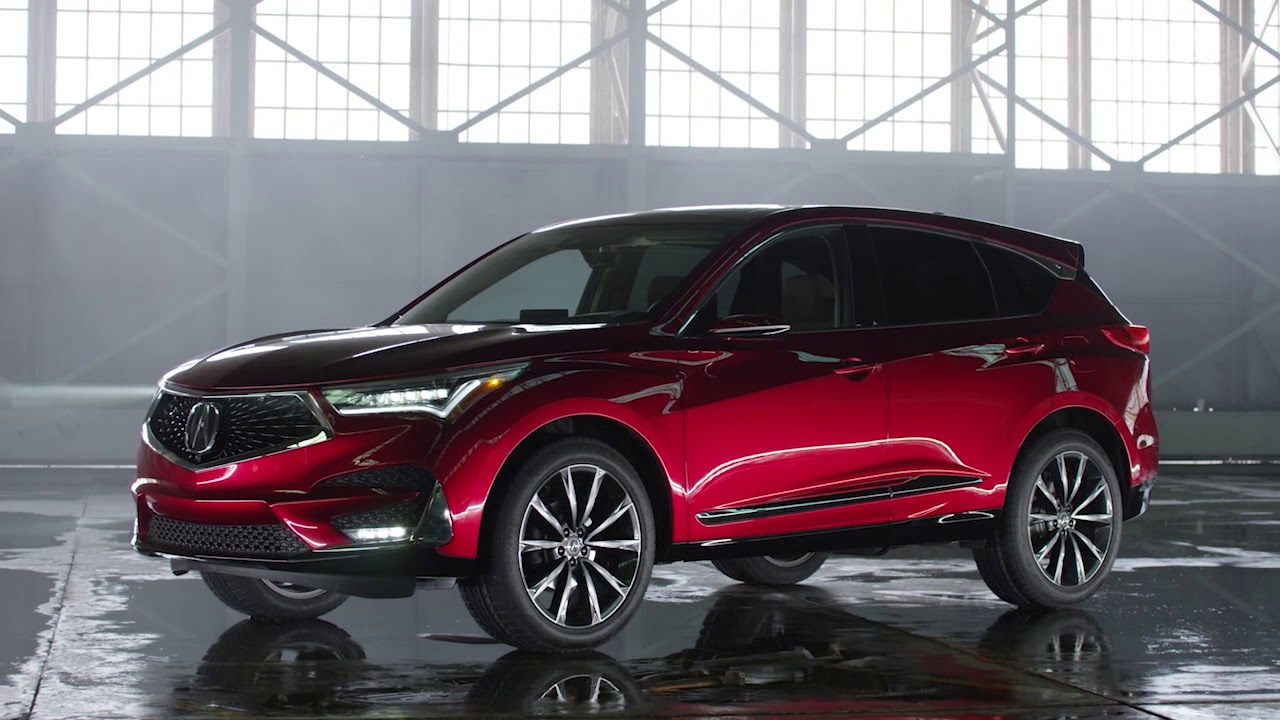 Acura Rdx 2019 First Look With Steve Hammes Testdrivenow