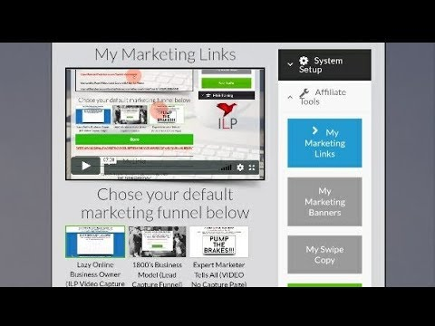 Internet Lifestyle Pros Review Domain Name, Autoresponder & Capture Pages Setup Power Lead System