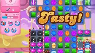 Candy Crush Saga Level 4254 NO BOOSTERS