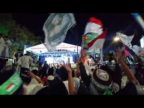 Surabaya Bersholawat Ke 6 Tugu Pahlawan Surabaya